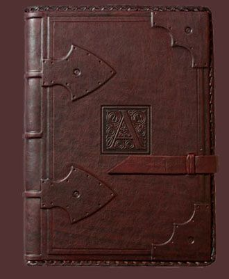Ежедневник в стиле 19 века, модель 19
