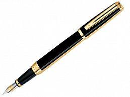 Ручка перьевая Waterman Exception Night & Day с золотой полосой F S0636880