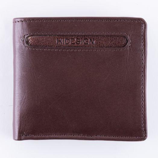 Стильное и максимально удобное портмоне Hidesign Bordeaux Brown